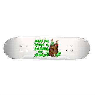 修道士のバレルよりより多くのおもしろい スケートボード