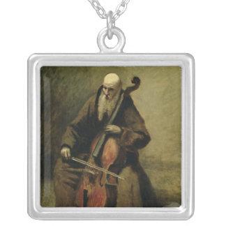 修道士1874年 シルバープレートネックレス