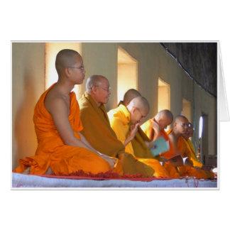 修道士 カード