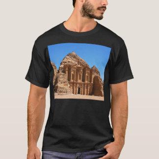 修道院Petraヨルダン Tシャツ