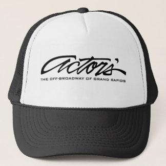 俳優のトラック運転手の帽子 キャップ