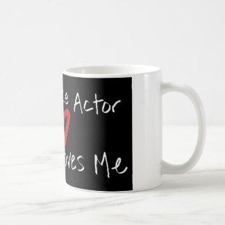 俳優のマグを壊しました コーヒーマグカップ