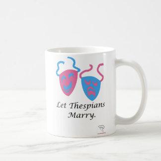 俳優のマグ コーヒーマグカップ