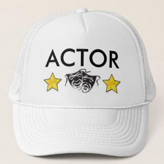 俳優の帽子 キャップ