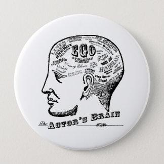 俳優の頭脳ボタン 缶バッジ