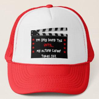 俳優または女優のための帽子 キャップ