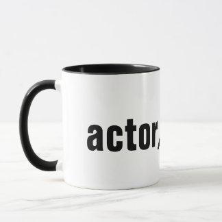 俳優 マグカップ