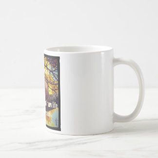 俳句のマグ-金木 コーヒーマグカップ
