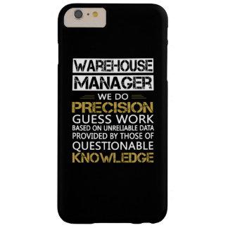 倉庫のマネージャー BARELY THERE iPhone 6 PLUS ケース