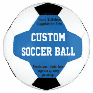 個人化なるべきカスタムによって印刷されるサッカーボール サッカーボール