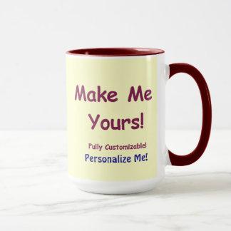 個人化なるべき左利きのためのマグ! マグカップ