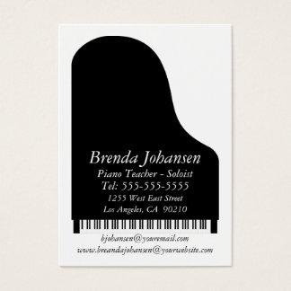個人的-名刺のピアノ 名刺