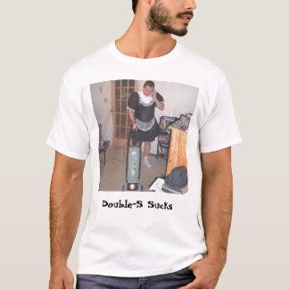 倍の最低のTシャツ Tシャツ