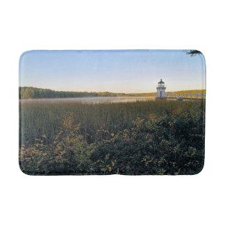 倍増ポイント灯台、Arrowsicの島メイン バスマット