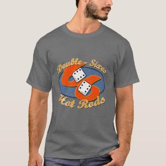 倍6ホットロッド Tシャツ