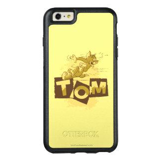 停止を滑らせているトム オッターボックスiPhone 6/6S PLUSケース