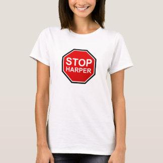 停止ハープ奏者 Tシャツ