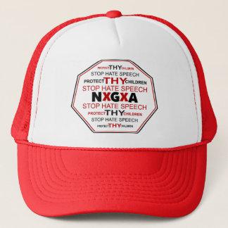 停止ヘイトスピーチの帽子 キャップ