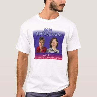 停止ミケーレBachmann Tシャツ