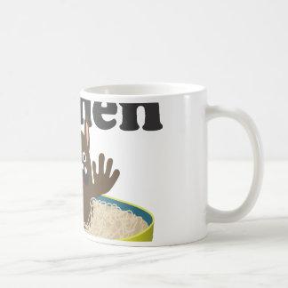 停止ラーメン コーヒーマグカップ