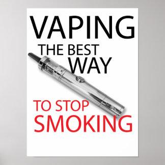 停止喫煙 ポスター