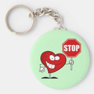 停止心臓病 キーホルダー
