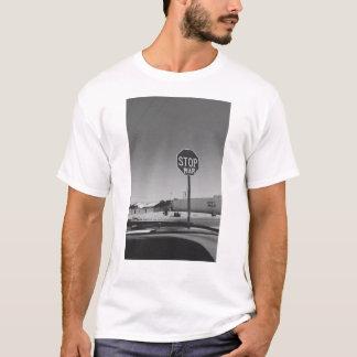 停止戦争停止印のTシャツ Tシャツ