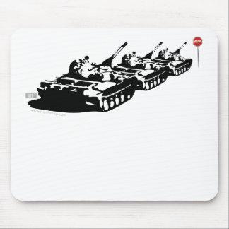 停止戦争 マウスパッド
