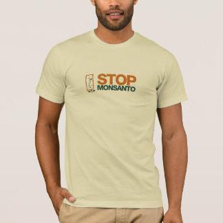 停止農事産業 Tシャツ