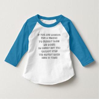 停止、停止、NOPE! Tシャツ