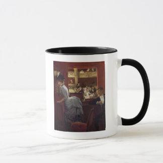 停止、c.1883による箱 マグカップ