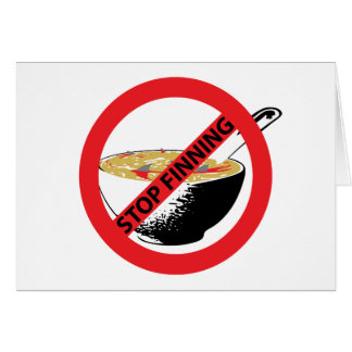 停止FINNING鮫 カード