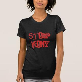 停止Konyウガンダ Tシャツ