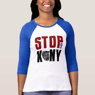 停止Kony 2012年 Tシャツ