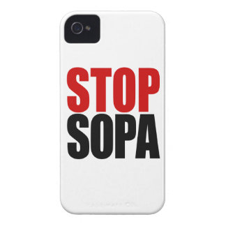 停止SOPAやっとそこにiPhone4 Case-Mate iPhone 4 ケース