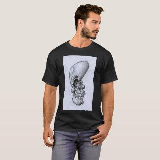 健全な農夫をしている私をハロウィンのTシャツいかに気にするか Tシャツ
