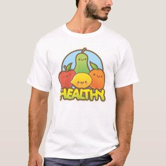 健康でかわいいフルーツ Tシャツ