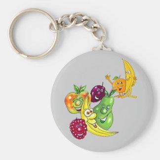 健康な栄養のフルーツ キーホルダー