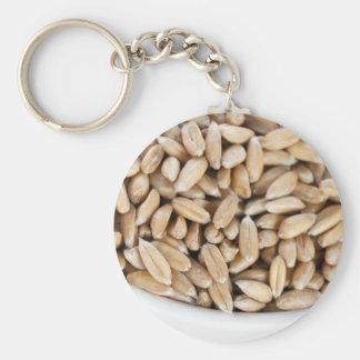 健康な綴られた穀物Keychain キーホルダー