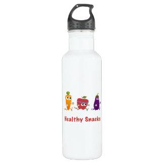 健康な軽食 ウォーターボトル
