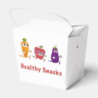 健康な軽食 フェイバーボックス
