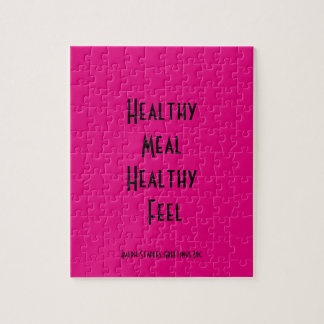 健康な食事 ジグソーパズル