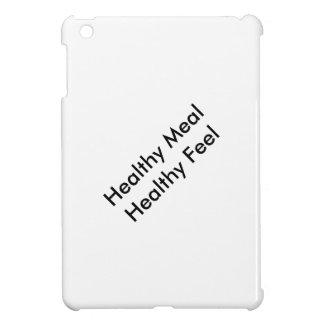 健康な食事 iPad MINIケース