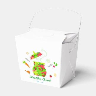 健康な食糧好意箱 フェイバーボックス