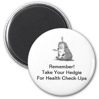 健康のメモの磁石 マグネット