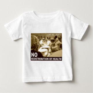 健康の再分配無し ベビーTシャツ