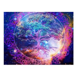 健康生命の樹 ポストカード