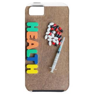 健康 iPhone SE/5/5s ケース