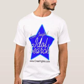 偶像の調査T Tシャツ