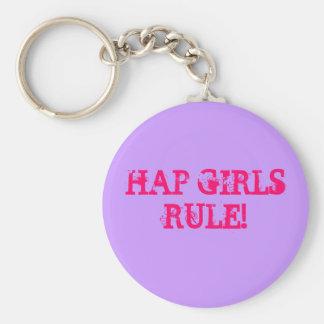 偶然の女の子の規則! キーホルダー